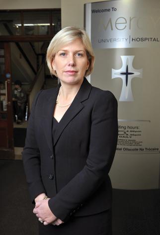 Chief Executive Officer (CEO) - Mercy University Hospital, Cork